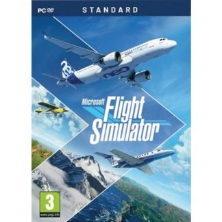 Microsoft Games Studios - Microsoft Flight Simulator PC - 4015918149495