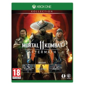 Warner Bros. Games - Mortal Kombat 11 (Aftermath Kollection) XBOX ONE - 883929713301