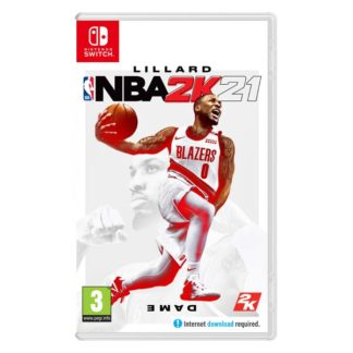 2K Games - NBA 2K21 NSW - 5026555069069