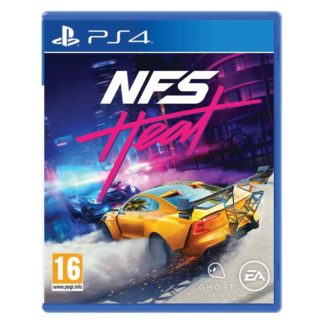 Electronic Arts - Need for Speed: Heat PS4 - 5035225122478