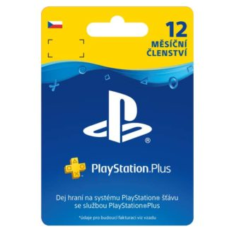 SONY - PlayStation Plus 365 Day Subscription - 711719260134