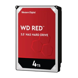 WDC - WD 4TB Red NAS 3