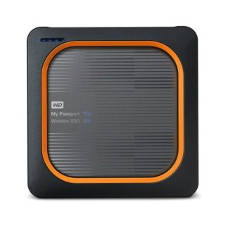 Western Digital - Western Digital SSD My Passport Wireless