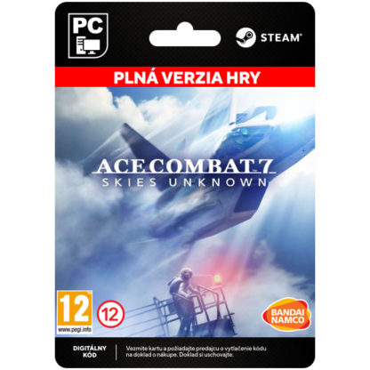 Namco Bandai Games - Ace Combat 7: Skies Unknown [Steam] - 706477