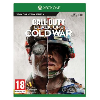 Activision - Call of Duty Black Ops: Cold War XBOX ONE - 5030917291975
