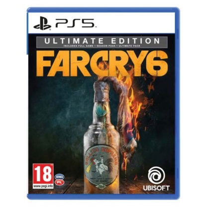 Ubisoft - Far Cry 6 (Ultimate Edition) PS5 -