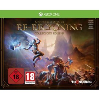 THQ Nordic - Kingdoms of Amalur: Re-Reckoning (Collector's Edition) XBOX ONE - 9120080076083