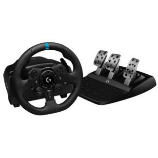 Logitech - Logitech G923 Racing Wheel and Pedals pre PS4 a PC 941-000149 - 5099206082793