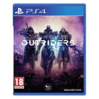 Square Enix - Outriders (Deluxe Edition) PS4 - 5021290086951