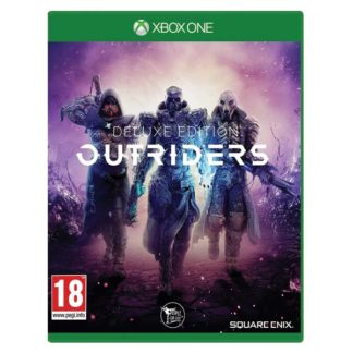 Square Enix - Outriders (Deluxe Edition) XBOX ONE - 5021290087347