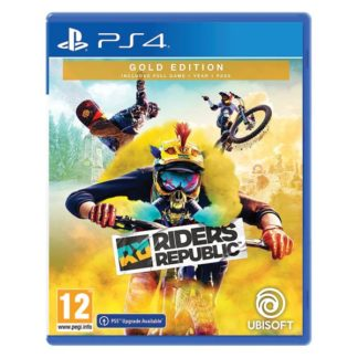 Ubisoft - Riders Republic (Gold Edition) PS4 - 3307216190943