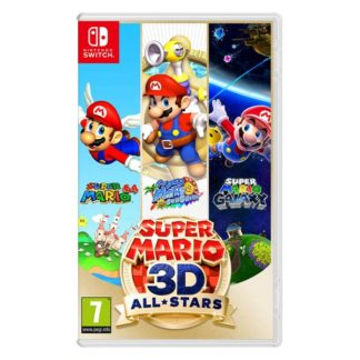 Nintendo - Super Mario 3D All-Stars NSW - 045496426392