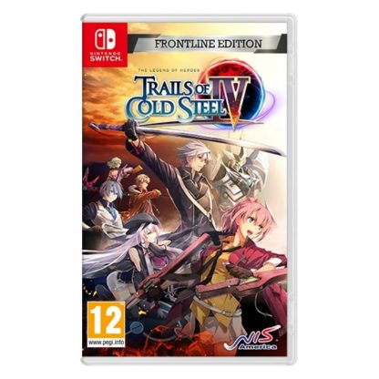 NIS America - The Legend of Heroes: Trails of Cold Steel 4 (Frontline Edition) NSW -
