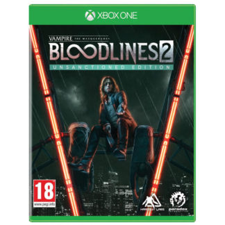 Paradox Interactive - Vampire: The Masquerade - Bloodlines 2 (Unsanctioned Edition) XBOX ONE - 4020628712969