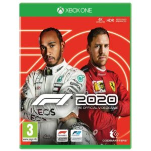 Codemasters - F1 2020: The Official Videogame XBOX ONE - 4020628722210