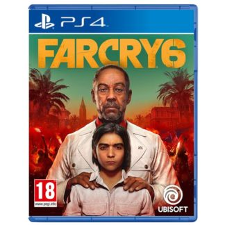 Ubisoft - Far Cry 6 PS4 - 3307216170815