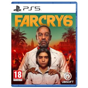 Ubisoft - Far Cry 6 PS5 - 3307216186137