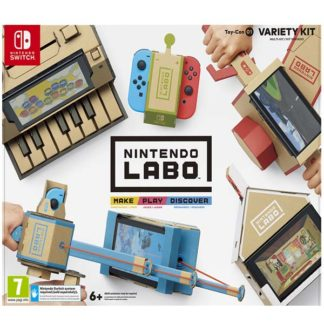 Nintendo - Nintendo Switch Labo Variety Kit - 045496421564
